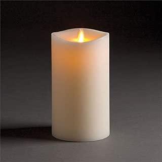 Lightli Moving Flame Pillar 4X7