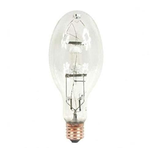 GE Lighting 43828 400-watt 33100H/ 36000V-Lumen ED37 Light Bulb with Mogul Screw E39 Base, Pack of 6