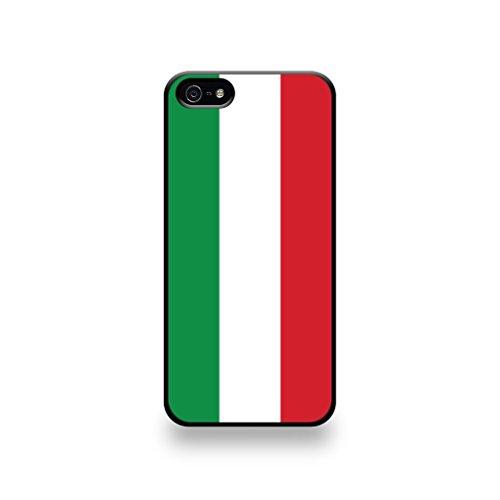 LD Case COQIP5_78 beschermhoes voor iPhone 5/5S, motief Hongaarse vlag