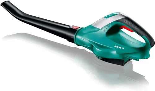 Akku Laubbläser ALB 18 LI (ohne Akku, 18 V, 1,8 kg, 210 km/h Fluggeschwindigkeit) kompatibel mit Bosch Akkus-neu