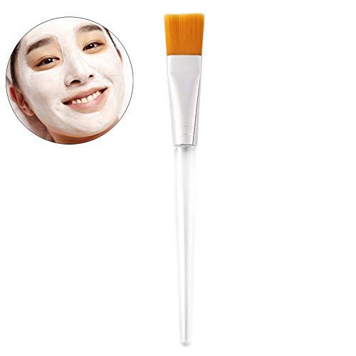 Beito 1PC maquillage Brosses Outils brosse cosmétiques Poignée ergonomique transparent masque Pinceau applicateur