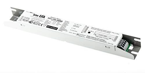 RS PRO Vorschaltgerät Elektronisch 54 W (T5 HO), 55 W (TC-L), 58 W (T8) / 220 → 240 V, für 1