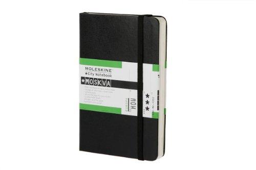 City-Notebook MOSKVA, 9x14 cm