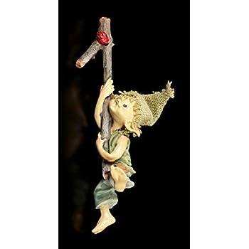 Pas afin Vite Individuel Fantasy-Figur Peint /à la Main Pixie Kobold Figurine