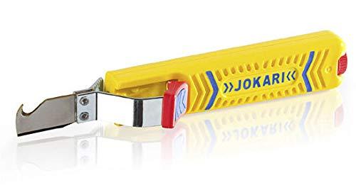 JOKARI®original Secura No. 28H Kabelmesser für Rundkabel 8-28 mm Ø mit Hakenklinge