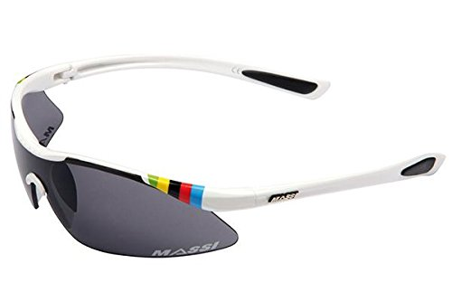 Massi World Champion - Gafas de Ciclismo Unisex