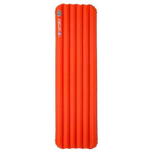 Big Agnes Unisex's Air Core Ultra Sleeping Pads, Orange, 20x72 (Regular)