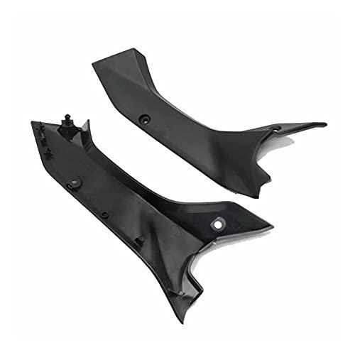 YYAN Apto for Yamaha YZF r6 Cubierta de conducto de Aire del Lado del Lado de la Motocicleta Insertar Parte de la Cubierta del Ajuste del Lado de la Pieza Soporte de la Cubierta de carenado Cowling
