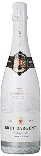 Brut Dargent Ice Chardonnay Méthode Traditionnelle HalbTrocken Sekt (1 x 0.75 L) - 2