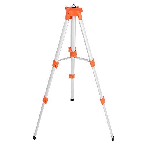 Soporte de nivel de trípode de altura ajustable para herramienta de medición de nivel de autonivelación, 1,2 1,5 m