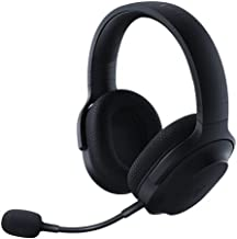 Razer Barracuda X Wireless Multi-Platform Gaming and Mobile Headset: 250g Ergonomic Design - Triforce HyperClear Cardioid Mic - On-Headset Controls - 20hrs Battery Life with USB-C Charging