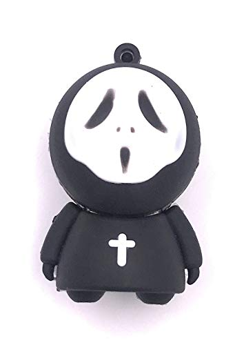 H-Customs Scream - Penna USB 3.0 a forma di croce, 128 GB