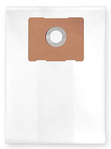 1x Bolsa reutilizable con cremallera para aspirador tejido PROTOOL VCP 320E / E-L.