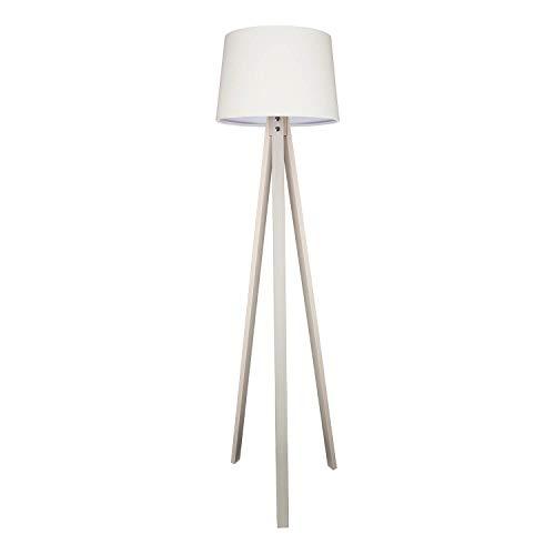 Modelight Deco Stehlampe Cremefarben/Cremefarben