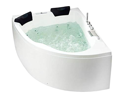 emotion Royal 1600 Links Premium Whirlpool (L/B/H) 160x125x70 cm