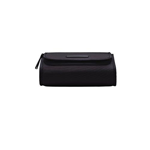 HORIZN STUDIOS Top Case | Kulturtasche, Kopfhörer Tasche | Ballistisches Nylon | Komplett Schwarz (All Black)