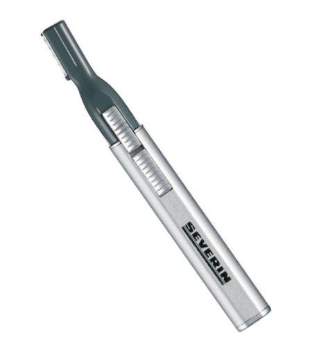 Severin HS 7742 Beauty Trimmer argento