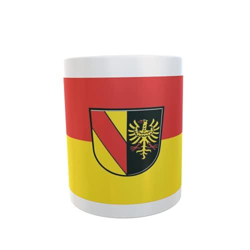 U24 Tasse Kaffeebecher Mug Cup Flagge Eppingen
