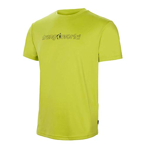 Trangoworld Yesera T-Shirt pour Homme S Vert Acide