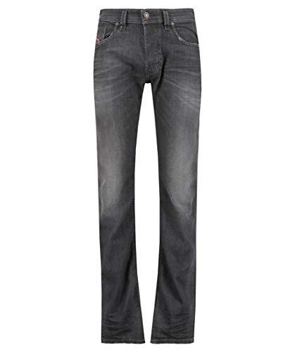 Diesel Herren Jeans Larkee 082AS Regular Fit anthrazit (14) 32/32