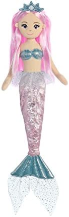 Aurora Sea Sparkles 18 Sea Shimmers Shelly Blue product image