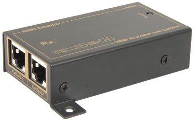 AVS36 - HDMI OVER NETWERK KABEL Ontvanger 30 M LENGTE Ontvangst SIGNALS VAN TRANSMITTER HIGH SPEED MET 3D SUPPORT 1.2
