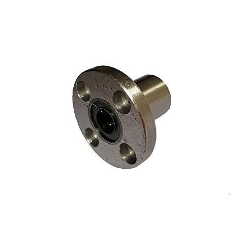 NIANZAI Hongfubang - Juego de 4 adaptadores de diámetro (16 mm, lmf16uuuuuuuuuuuuuuuuu, rodamiento lineal)