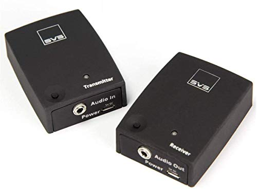 SVS SPWADAPT Soundpath Wireless Audio Adapter - Black