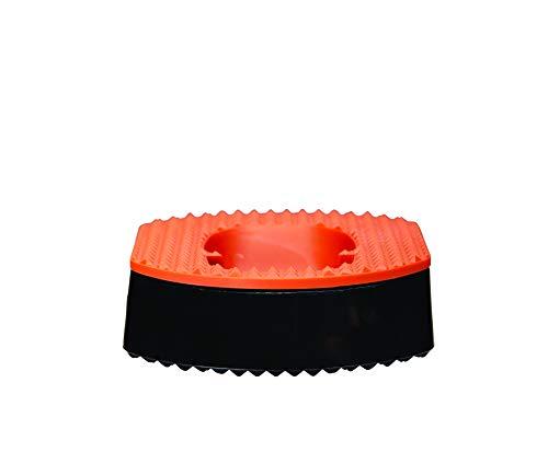 Wilson Adjustable Kicking Tee , Orange/Black