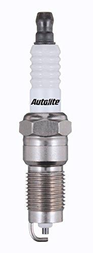 Autolite APP5143 Doppel Platinum Zündkerze, 1 Stück