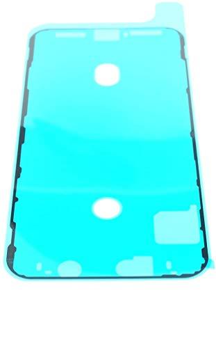 S4H Rahmen LCD Display Kleber SCHWARZ Dichtung Wasser Klebefolie geeignet FÜR iPhone XS Max