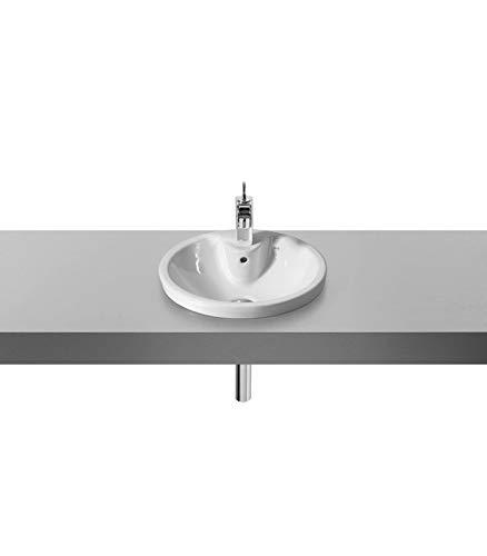 Roca a327446170Waschtisch véranda-n C Durchmesser 460pergamon Sanitäreinrichtungen series-porcelaine-serie Veranda