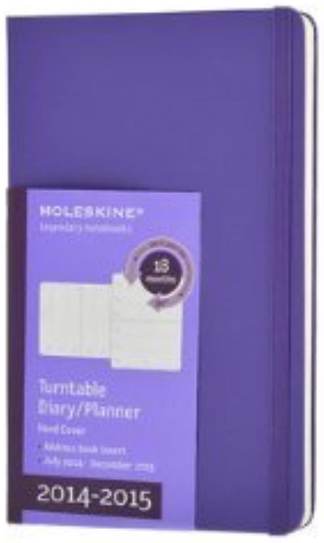 2015 Moleskine Large Weekly Notebook 18 Months Hard Hard Hard (July 2014 through to December 2015) by Moleskine (2014-05-06) B017MY9CY6 | Elegant  | Qualitativ Hochwertiges Produkt  | eine breite Palette von Produkten  884991