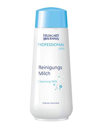 Hildegard Braukmann Professional Plus Reinigungsmilch, 1er Pack (1 x 200 ml)