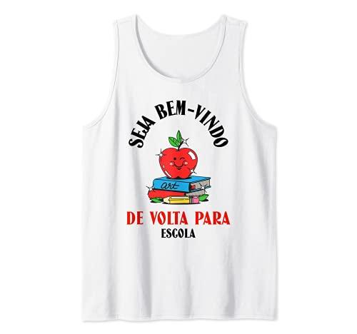 Back to School - Portuguese Tank Top