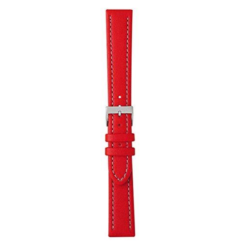 Morellato A01U2195432083SB18 - Cinturino per orologio da uomo, colore: Rosso
