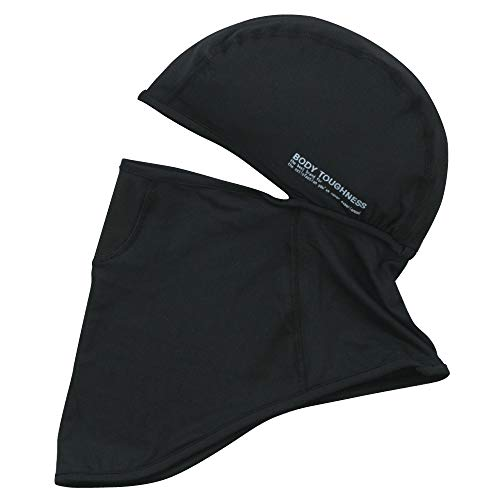 Otafuku Glove JW-614 Body Toughness Power Stretch Full Face Mask, Cooling & Deodorizes, blk