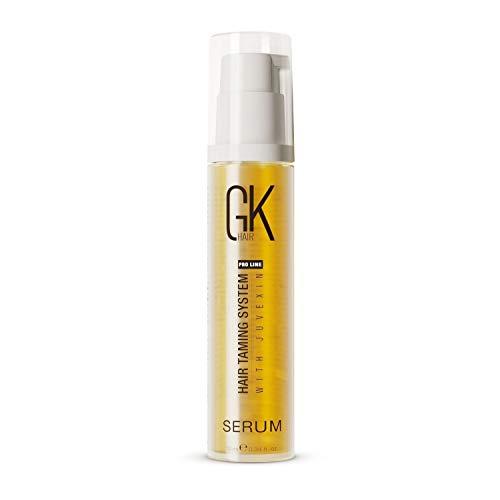 Global Keratin GKhair Argan Oil Hair Serum (10ml/ 0.34 fl.oz)   Anti-Frizz Hair Repair/Protection, Smoothing Serum for Dry/Damaged with added Shine - For Men & Women