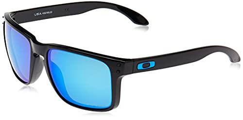 OAKLEY Holbrook Xl 941703 Gafas de sol para Hombre, Negro/Brillo, 0