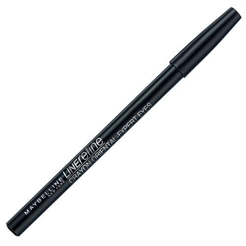 Maybelline Mayb Crayon Oriental noir BL crayon contour des yeux Solide - Crayons contour des yeux (Solide, Noir, Black, Stylo, Mat, Italie)