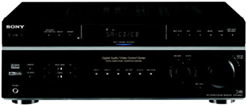 Sony STRDE597 6.1 Channel Audio/Video Receiver (Discontinued by Manufacturer)