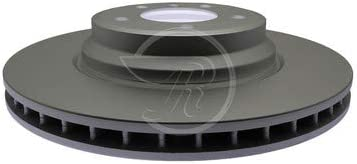 New sales Raybestos 980650FZN Year-end gift Rust Prevention Rotor Brak Technology Coated