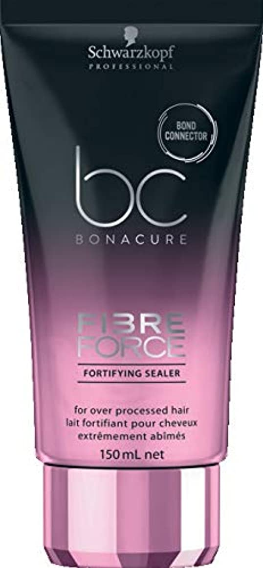 繊毛スクラップブック推測するシュワルツコフ BC Bonacure Fibre Force Fortifying Sealer (For Over-Processed Hair) 150ml/5.07oz並行輸入品