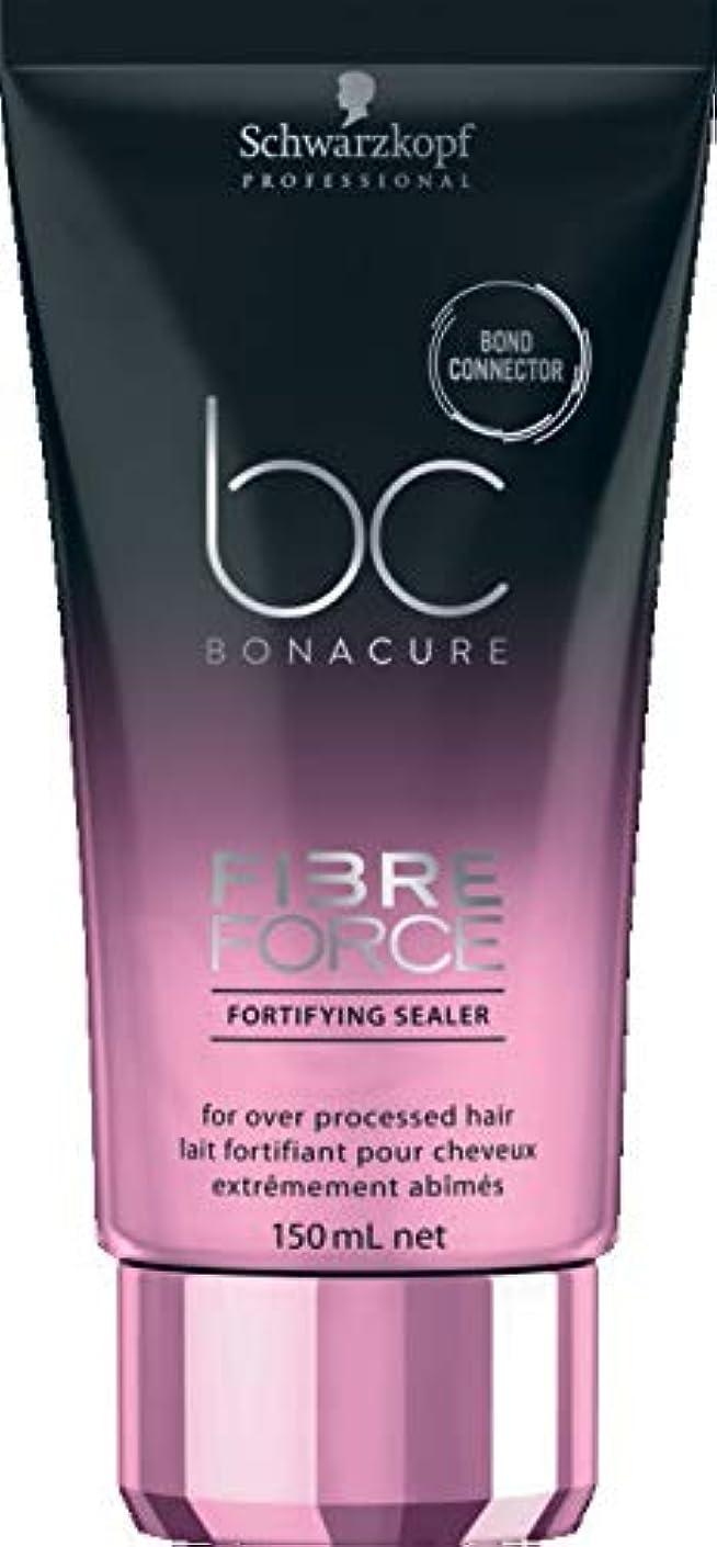 ダイヤモンドジェット科学シュワルツコフ BC Bonacure Fibre Force Fortifying Sealer (For Over-Processed Hair) 150ml/5.07oz並行輸入品
