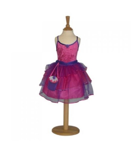Dress Up Cupcake Fairy Girls Costume, Costumes, Girls, 2-3 years