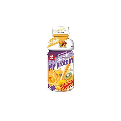 Nutrisport My Protein 330 Ml 12 Botellas Multifrutas 330 ml