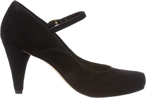 Clarks Dalia Lily, Zapatos Tacon Correa Tobillo Mujer
