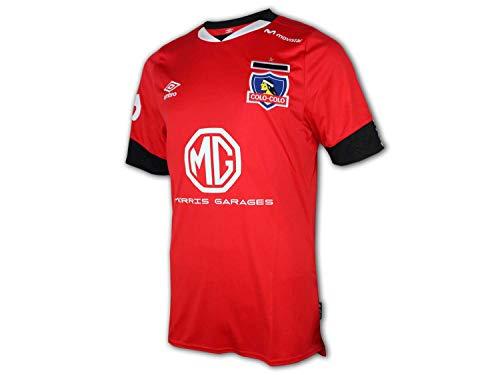 UMBRO CSD Colo-Colo 20 21 Colo 3rd Camiseta Liga Chile Jersey, talla: M