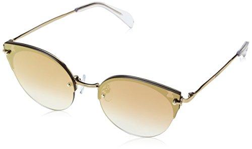 TOUS STOA09-568FCG Gafas, Dorado, 56/18/140 para Mujer