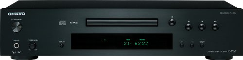 Price comparison product image Onkyo C-7030 Compact Disc Player (Black)